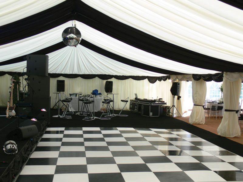 Dance Floor Marquee Flooring Flooring Ceiling Lights