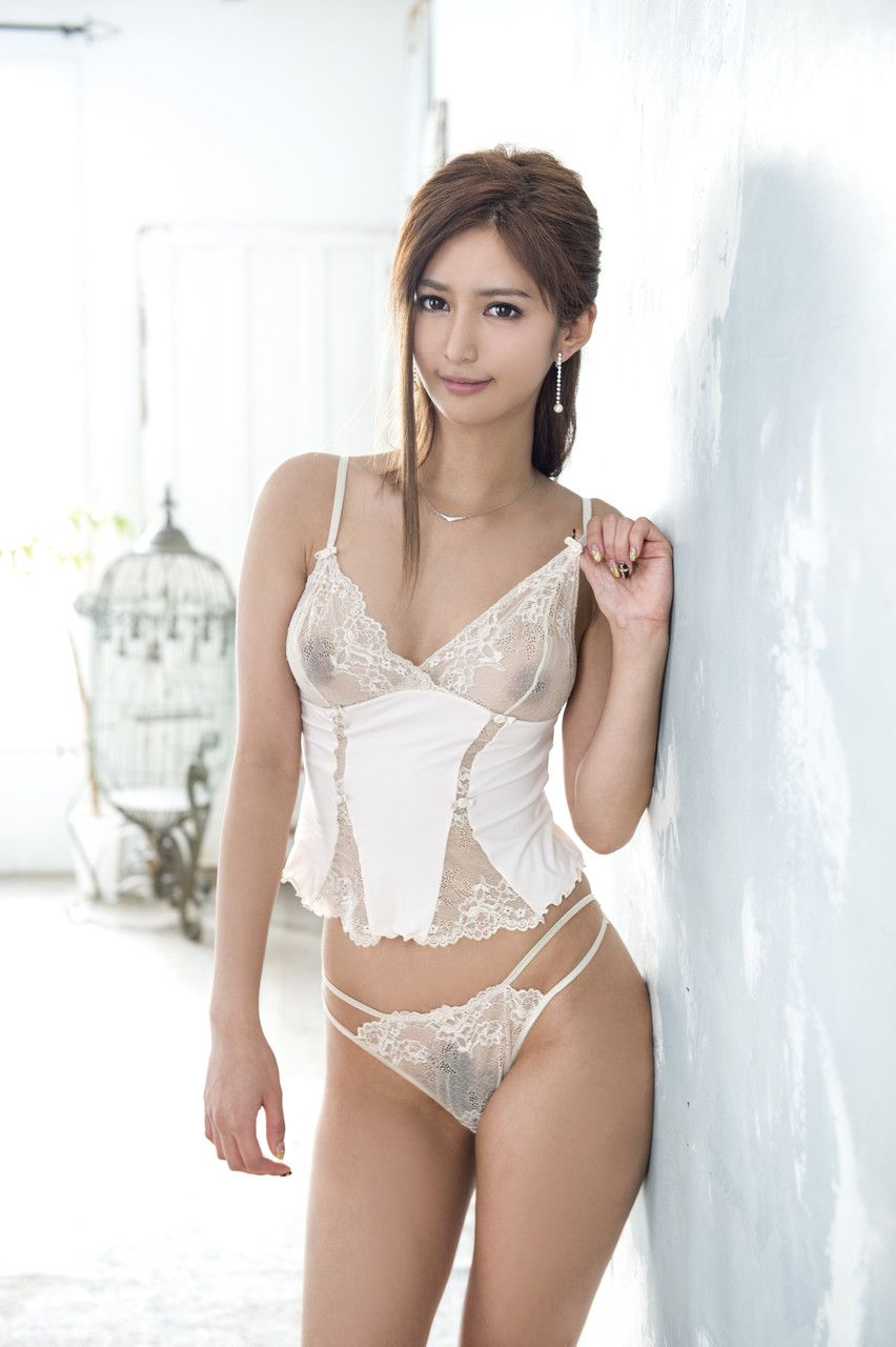japanese see through lingerie