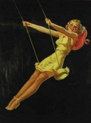Julies 40s Project: What is The Pin Up Girl Anyway?