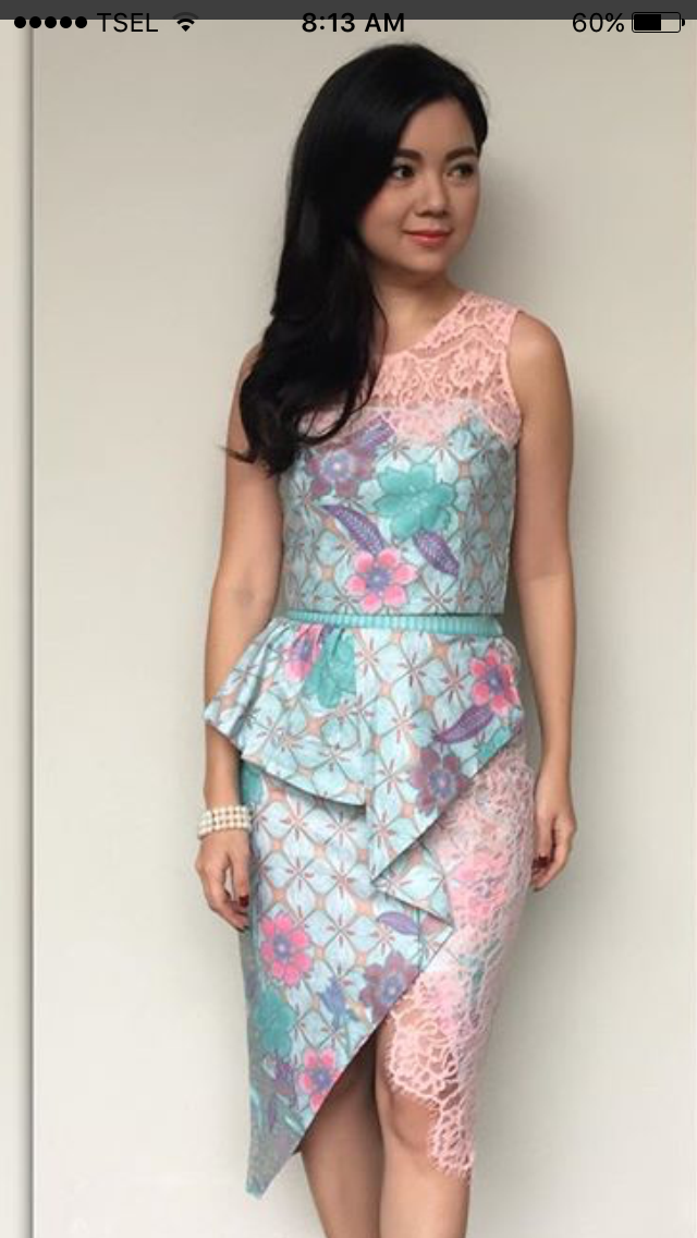 Dres Asyik Sayang Model Pakaian Kantor Gaun Dan Model Baju Wanita