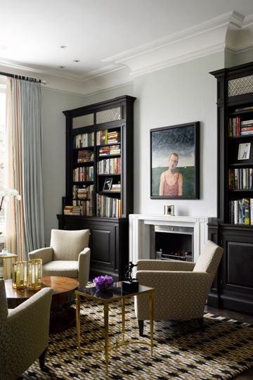 Bruce Norman Long Interior Design Princeton NJ New Jersey For The