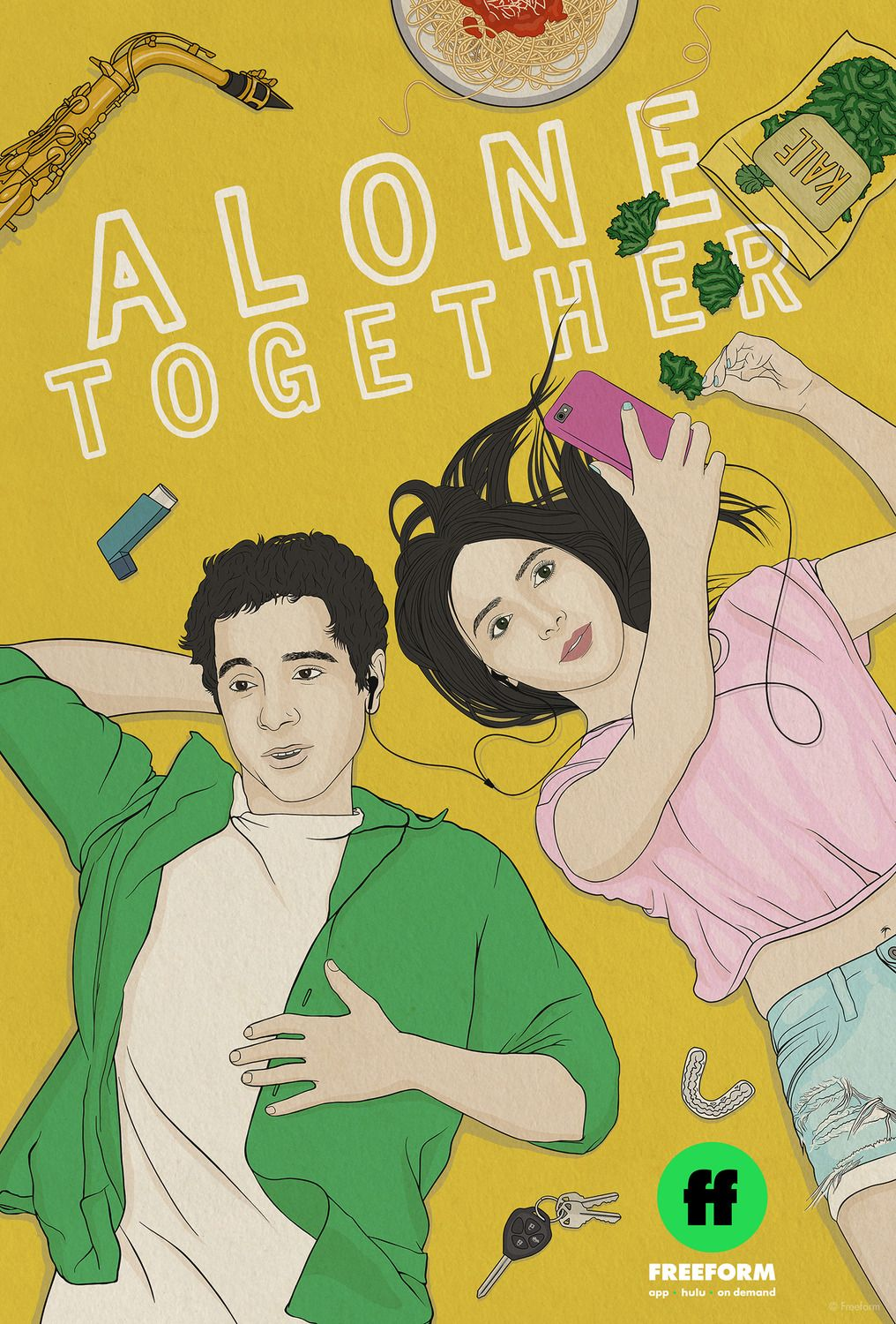 Return to the main poster page for Alone Together (4 of 4