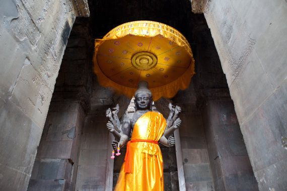 "Title: Vishnu II Size: 8""x12"" Paper: Archival photographic paper with a lustre (non-glossy) finish http://etsy.me/1p7Z0Zu"