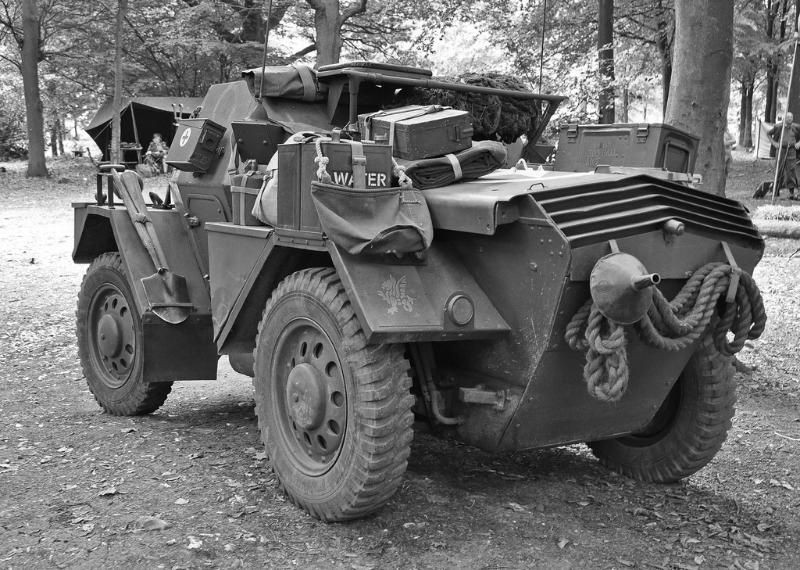 Pin By Chris Coleman On Scout Car Daimler Dingo With Images