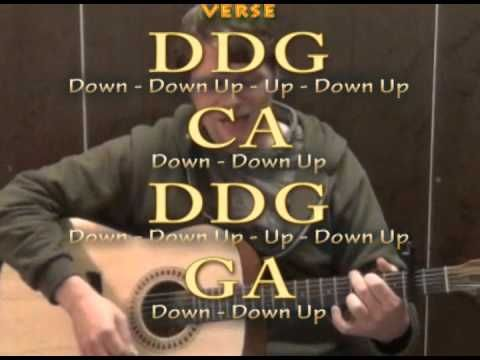 Rocky Mountain High John Denver Guitar Lesson Easy Strum Chords