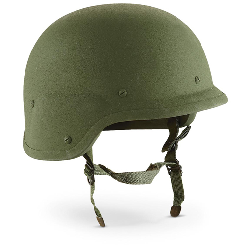 Kevlar Pasgt Helmet Issued To Ground Troops Description From Ebay Com I Searched For This On Bing Com Images