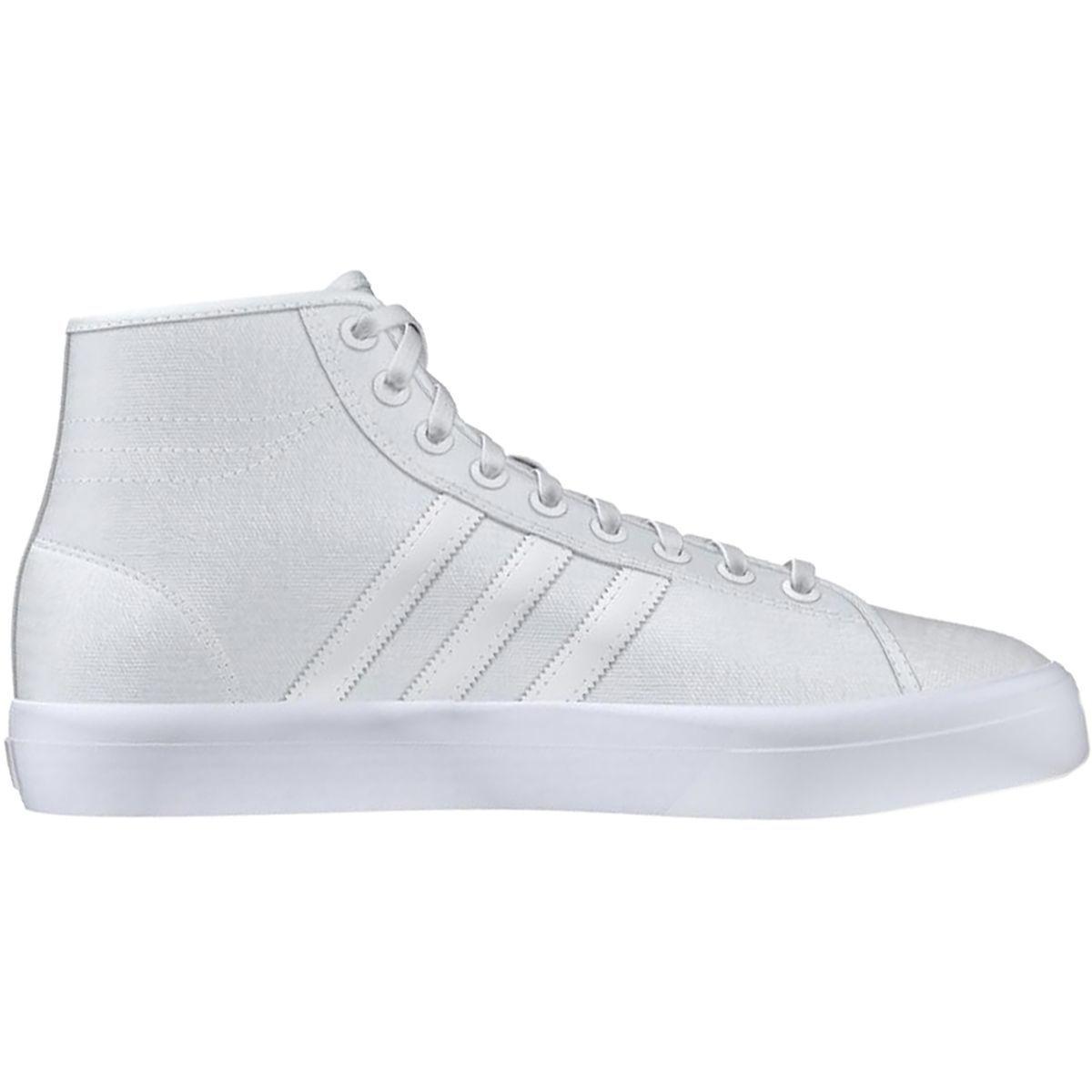 adidas matchcourt high rx white