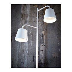Tisdag lampada da terra a led ikea home lights led for Ikea piantane