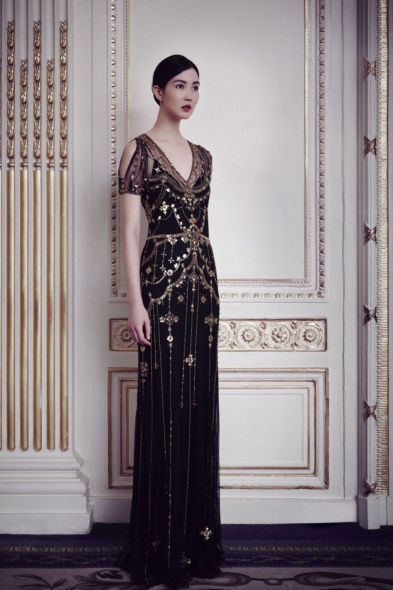 Atemberaubend Jenny Packham Brautjunferkleider 2014 Ideen ...