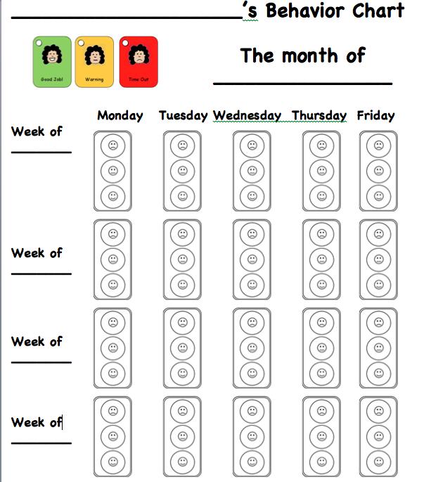 Traffic light behavior system classroom management classroom decor