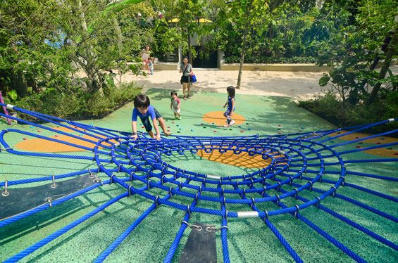 the far east organization childrens garden opens at singapores gardens by the bay on 21 january designed by uk landscape architects grant associates