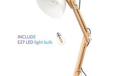 design intemporel Vente de liquidation 2019 bons plans sur la mode FYI: Tomons Décoration Lampe de Table LED Lampe de Bureau ...