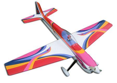 Fashion 50 ARF Aerobatic Nitro Gas RC Airplane | Radio