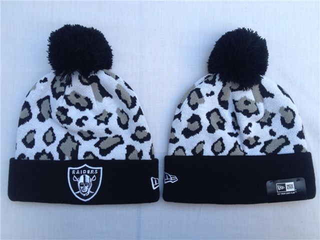 NFL Oakland Raiders New Era Beanies Knit Caps Hats! Only  8.90USD ... c8368c05cabf