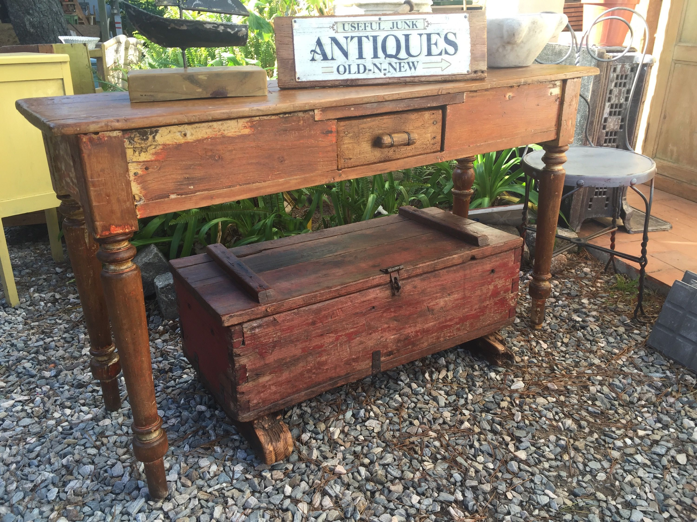 Cómo restaurar y pintar muebles antiguos