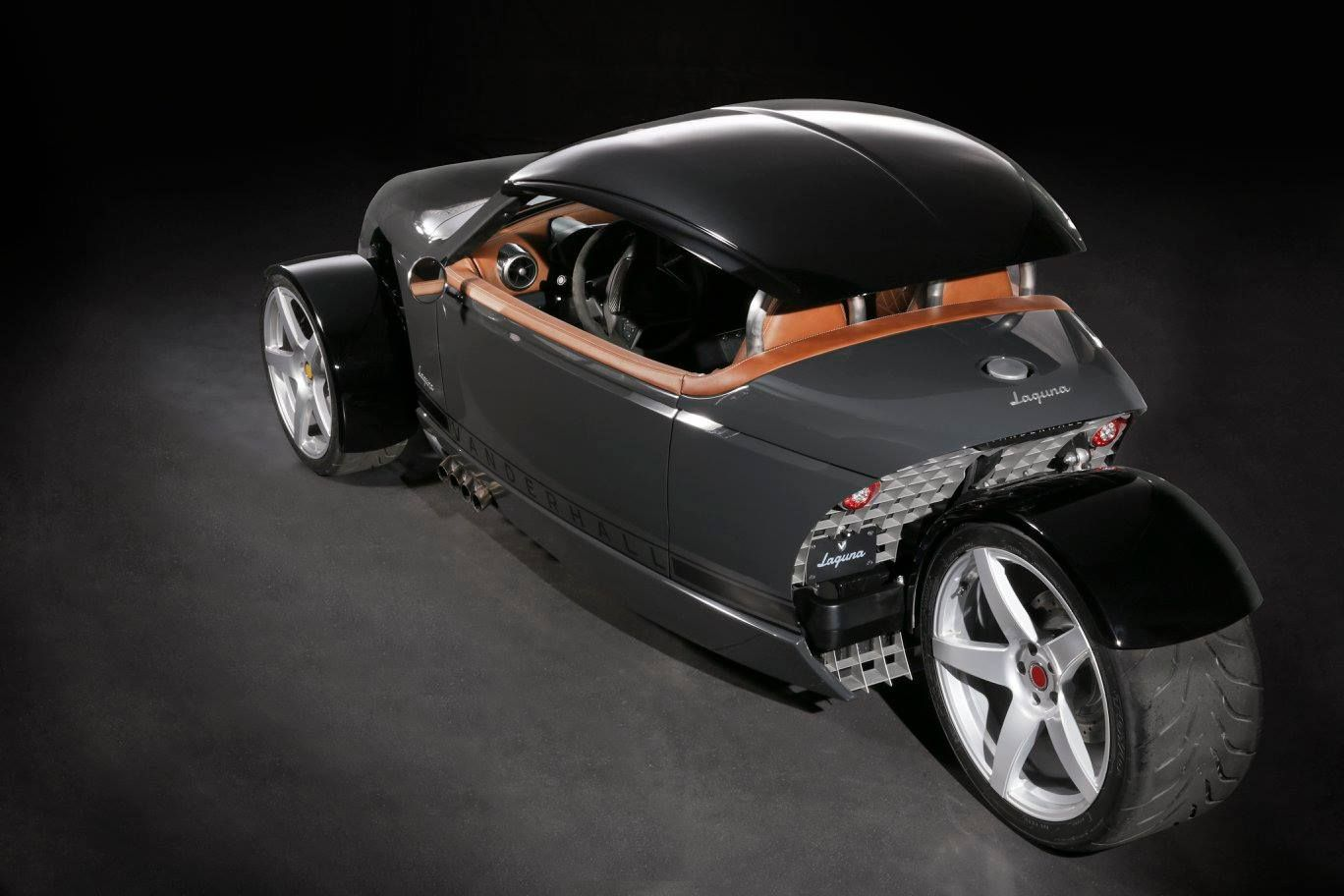 Vanderhall Laguna Three Wheel Roadster Built in Utah | b | Car