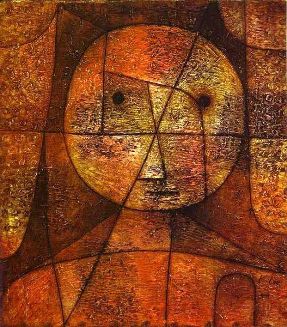 1935 Paul Klee (1879-1940). Drawn One.