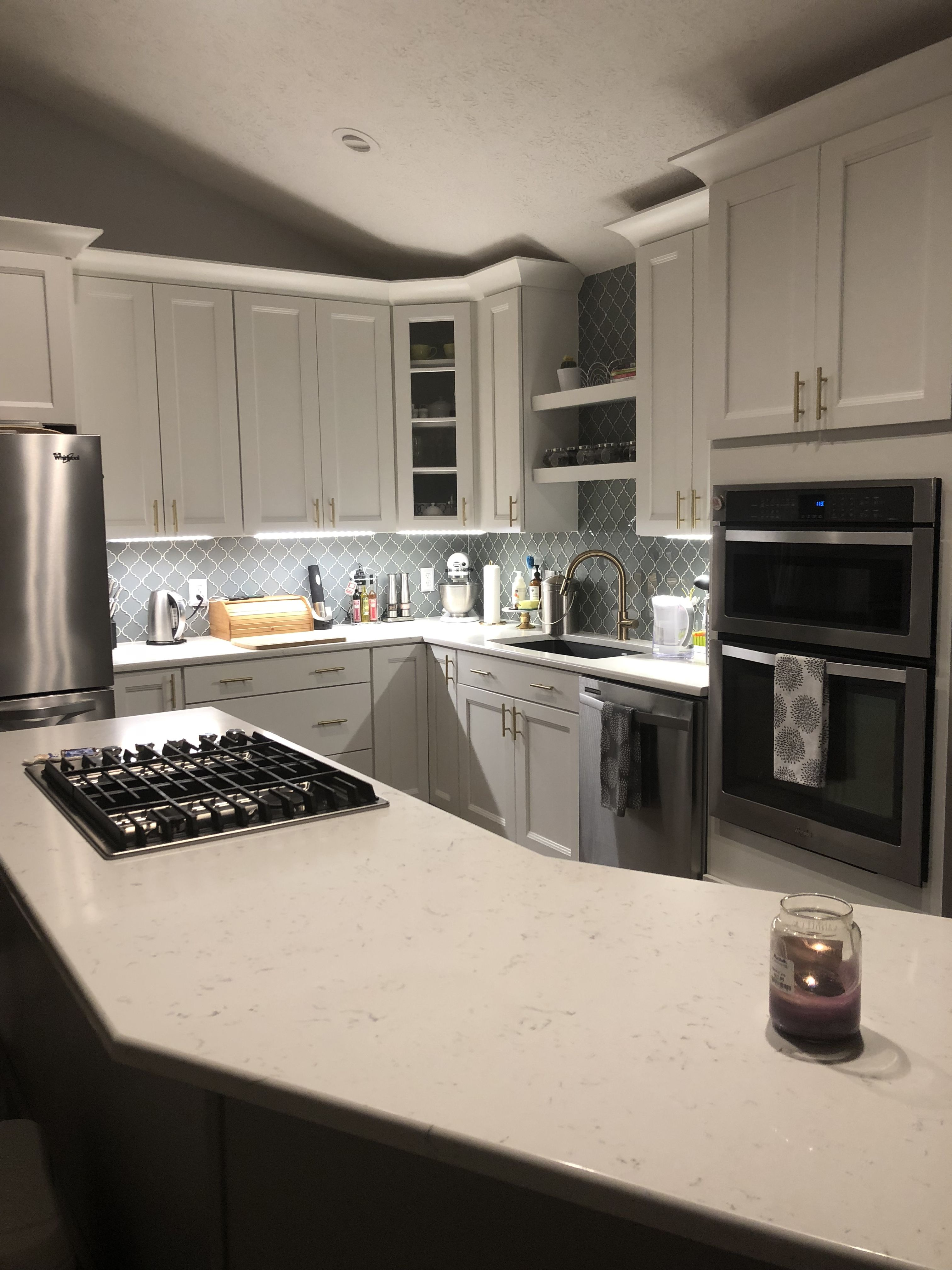 Pin By Madzia On Kuchnia Kitchen Cabinets Home Decor Home