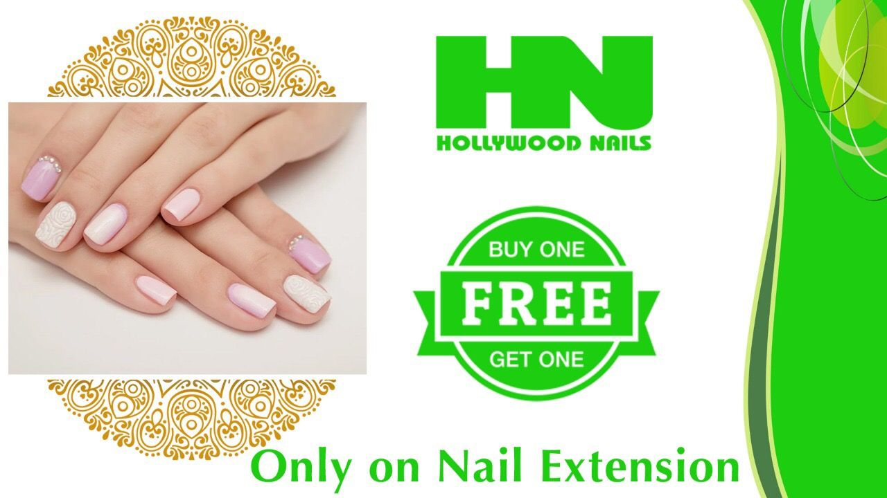 BUY ONE GET ONE FREE OFFER ...... on all of our outlets On NAIL ...