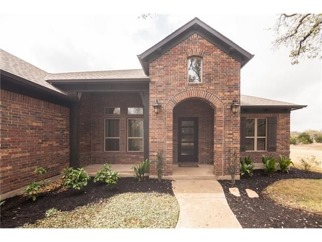 413 Old Pecan Ln, Leander TX 78641 -One-story Drees built hm situated on 1 acre for privacy & entertaining set in cul-de-sac and backs up to greenbelt. 5/4 luxury design w/added high-end finishes. Over $110K in added upgrades--see attachments. Huge chef's kitchen w/Jenn-Air professional appliances, espresso & beverage center. Marble, travertine, maple flooring, custom cabinets, lighting & window treatments.  For more info call text me at 541-419-7703 triciashirk1@gmail.com