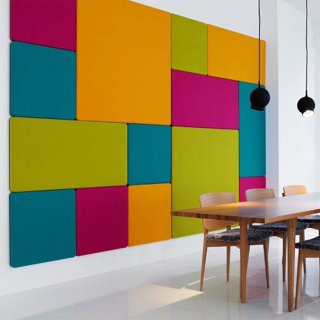 Akustik Wandpaneel Inwerk Tutmonde | Open space office, Cubicle and ...