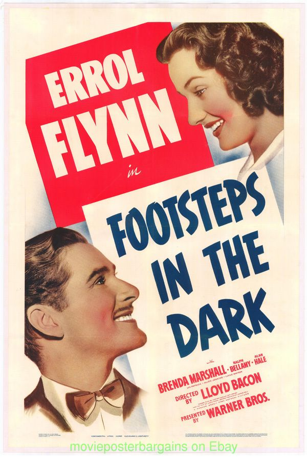 Watch Footsteps in the Dark Full-Movie Streaming