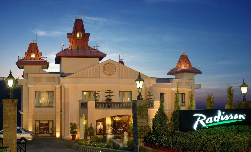 Radisson Hotel Shimla India Expedia