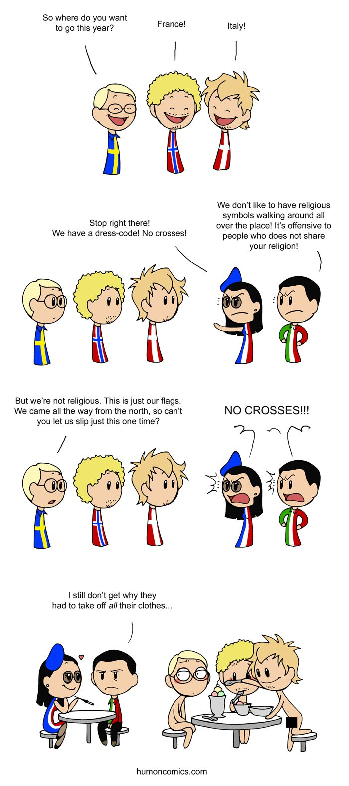 Religious Flags - Scandinavia and the World: look at ...