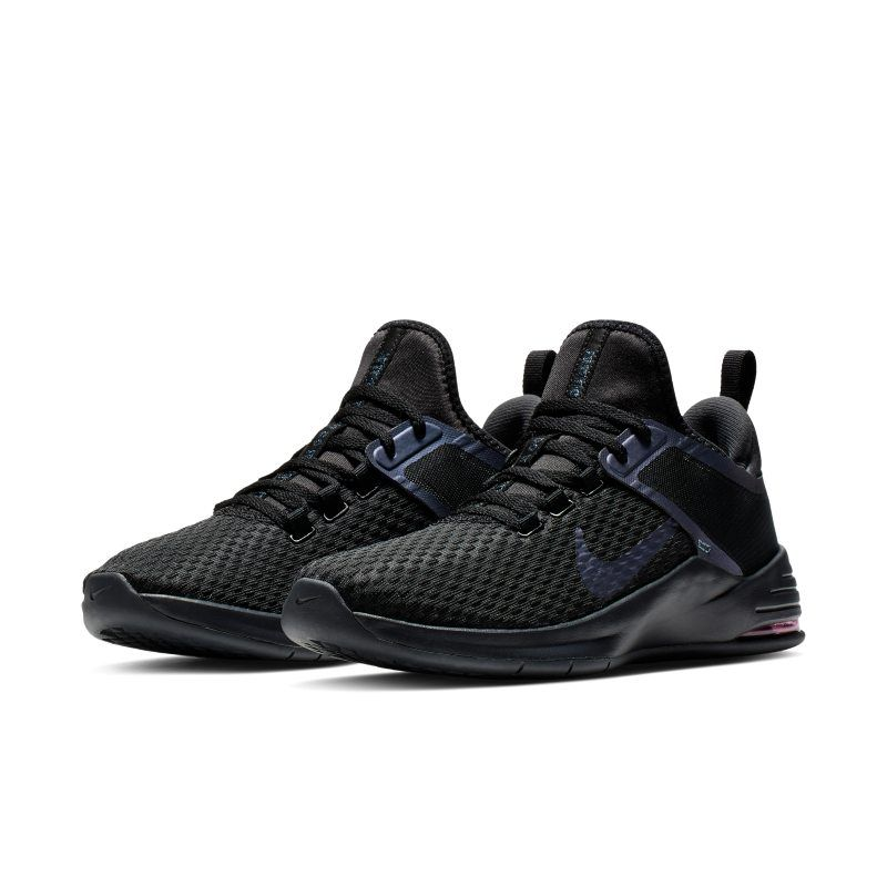 8b1fcfde98d32 Nike Air Max Bella TR 2 AMD Women s Training Shoe - Black in 2019 ...