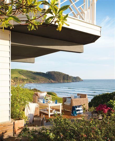 Outdoor Space | Costa Brava | Spain | I could do this...