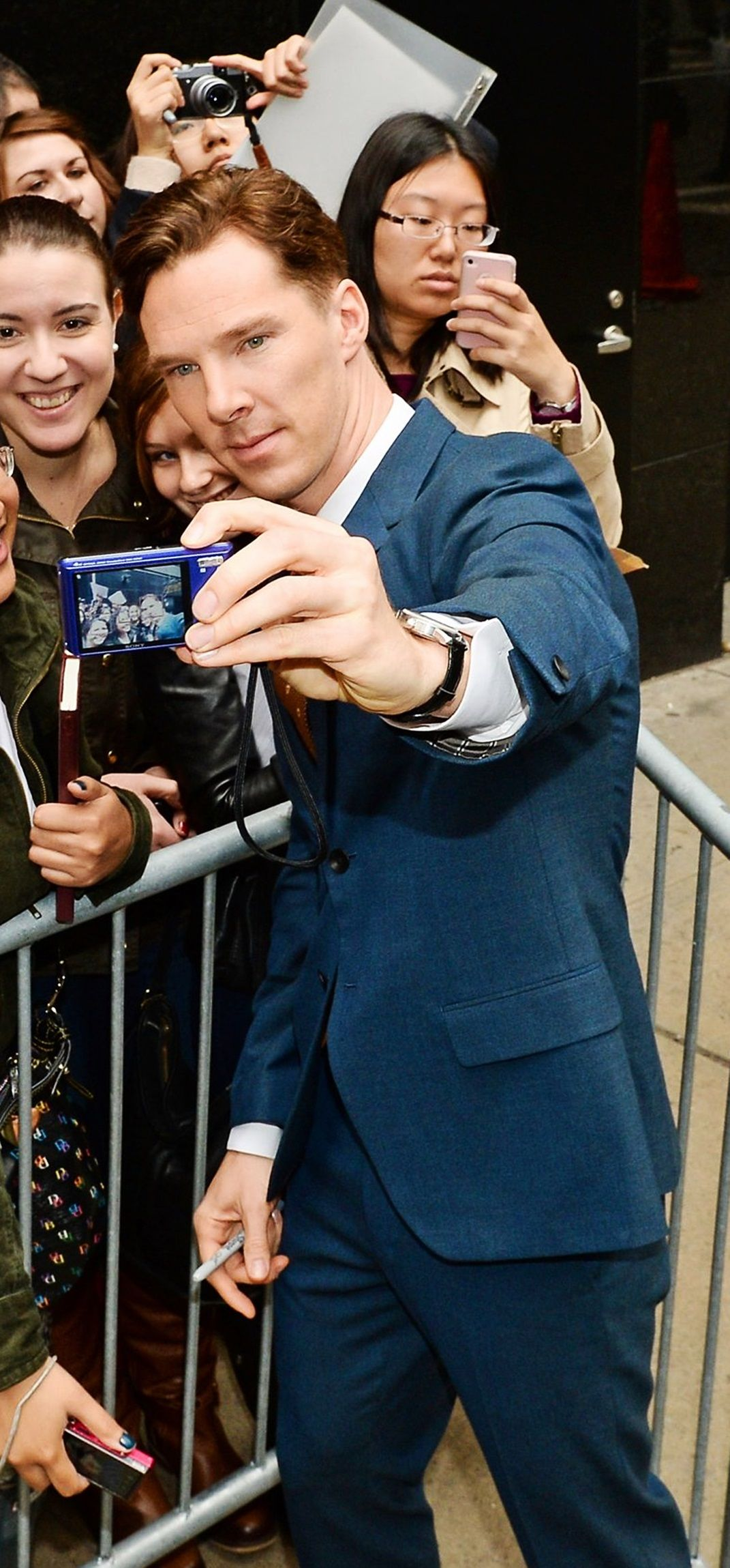 Benedict Cumberbatch is a sweetheart! <3