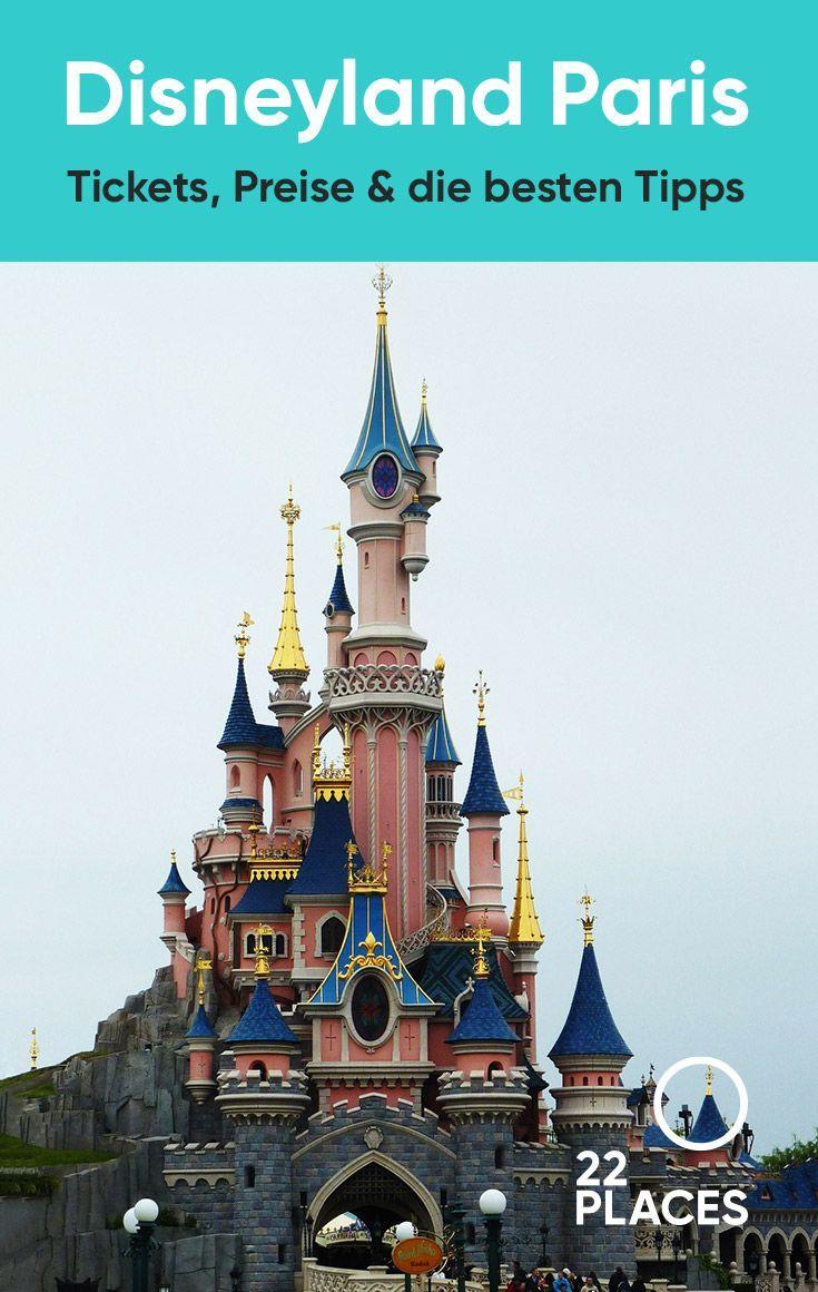 Photo of Disneyland Paris: Tickets und die besten Tipps für Ihren Besuch