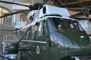 This Sikorsky VH-3A (Marine One) was used by Lyndon B  Johnson