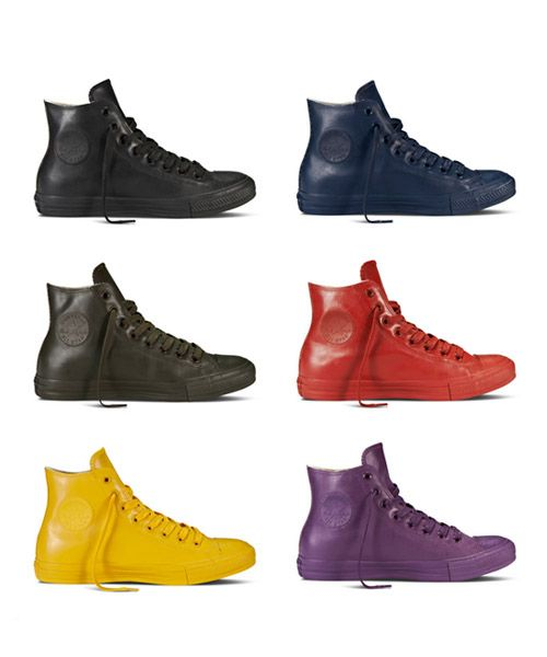 chaussure converse hiver