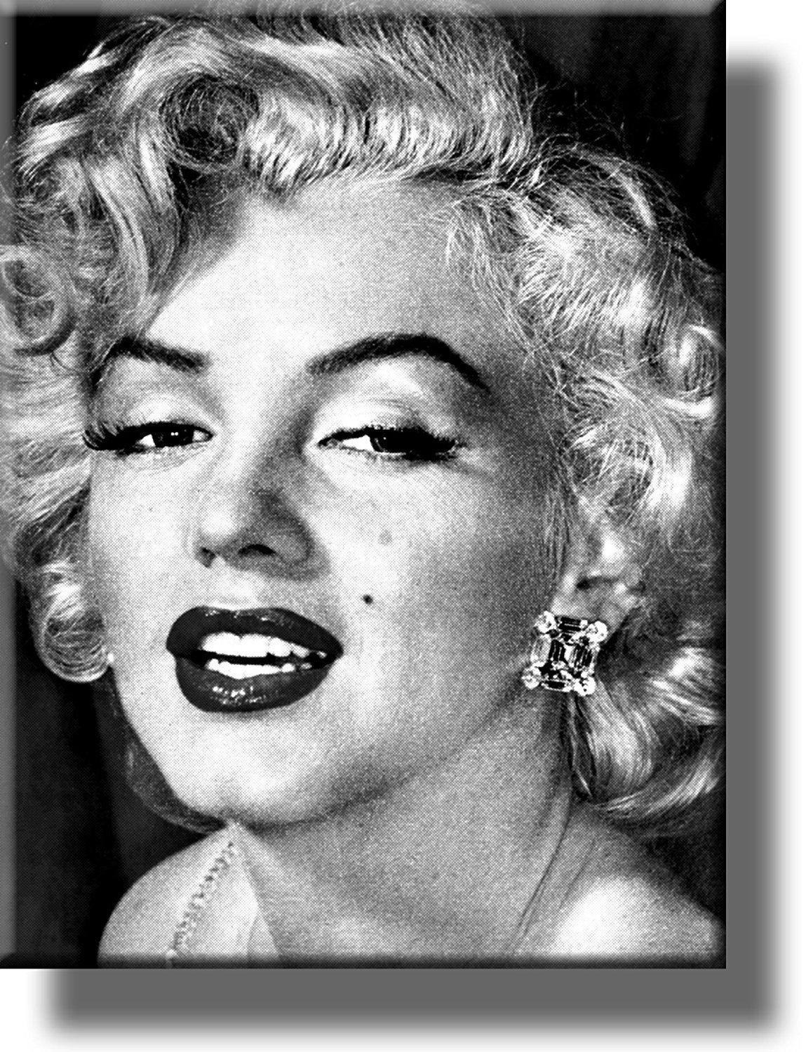 Marilyn Monroe Picture On Acrylic Wall Art Decor Ready To Hang