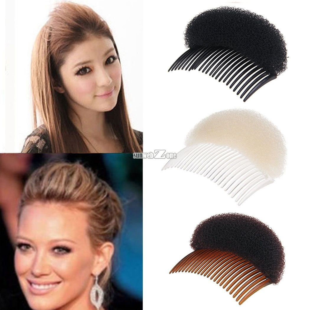 1 0aud Best Women Lady Hair Styling Clip Stick Bun Maker Braid Tool Hair S0bz Ebay Fashion Rambut Kecantikan