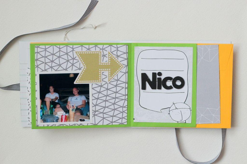 Àlbum scrapbooking con sobres Xènia Crafts-006