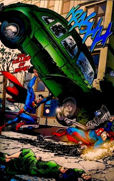 Pin by Azam Khan on Fruit box | Superman comic, Earth two ...