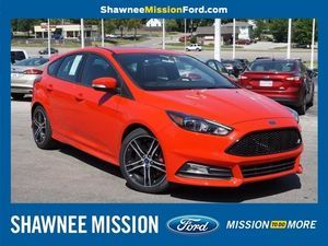 2017 Race Red Ford Focus St 00057943 Ford Ford Focus Shawnee Kansas