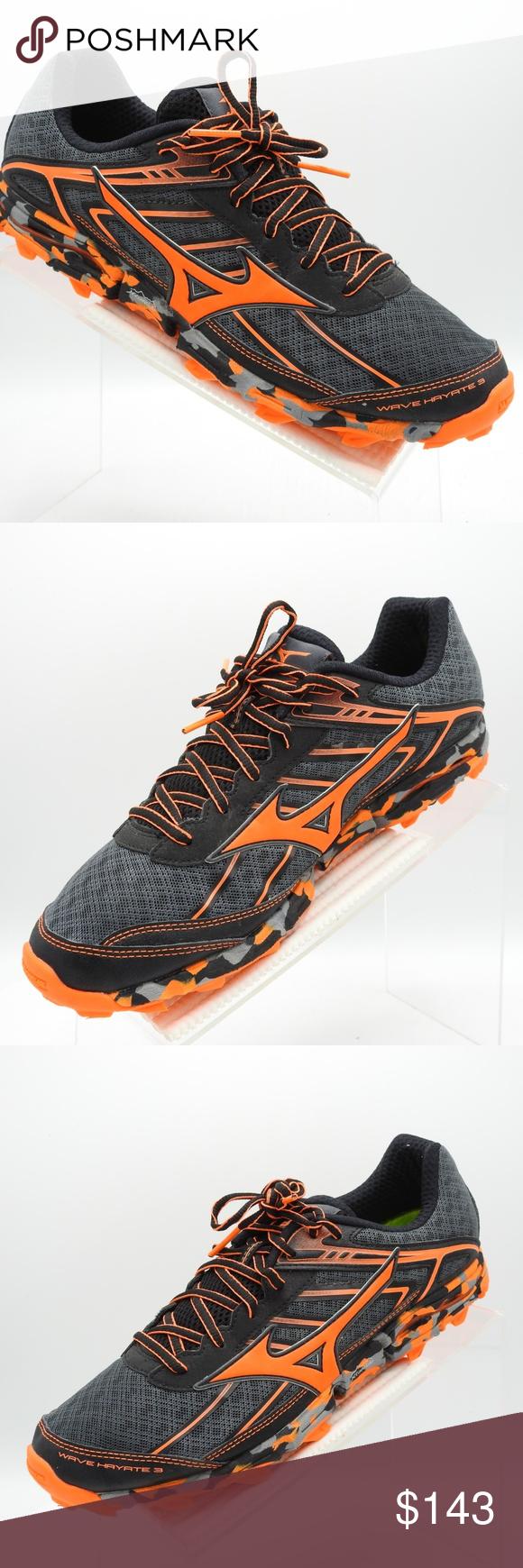 pretty nice 2b61b e08fe Mizuno Wave Hayate 3 Size 10.5 Athletic Mens Shoes Mizuno ...