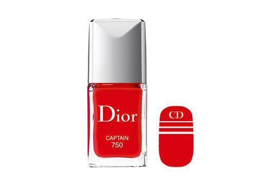 La manucure nautique de Dior