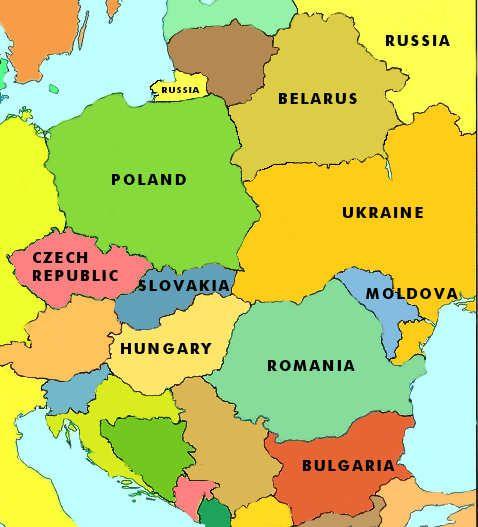 eastern european countries - Google Search | Countries | Pinterest ...