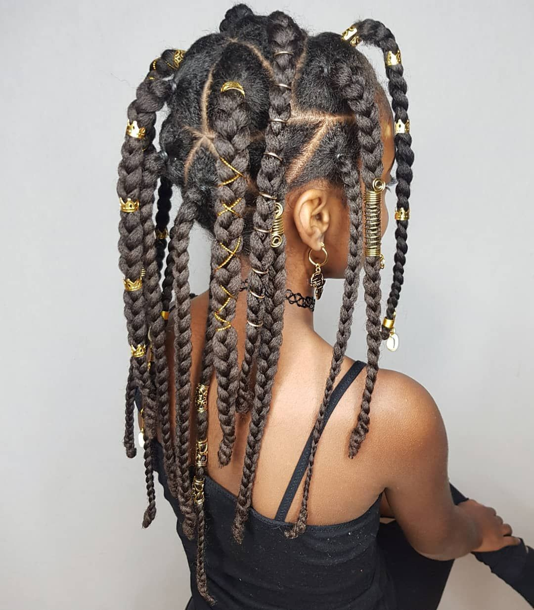 Shanilliaus latest hairstyle simple yet soooo cute