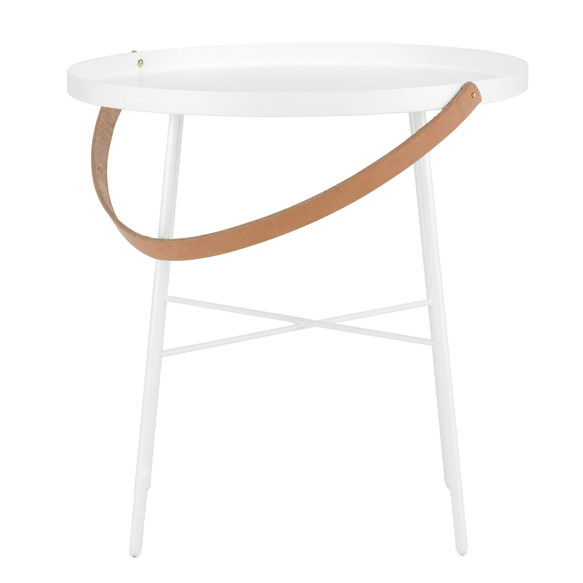 Table basse CARRY ON blanc - BOLIA