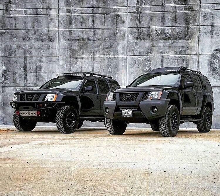 Double Vision Xterra Nissan xterra