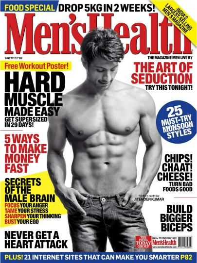 Mens Health-May 2019 Magazine - Get your Digital Subscription