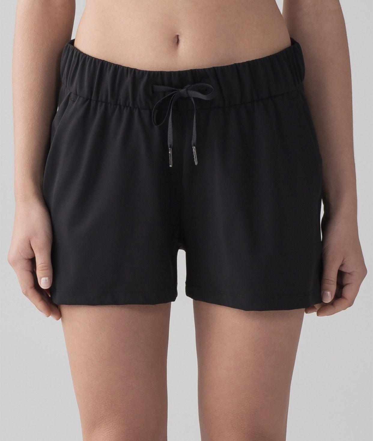 Black On The Fly Short Size 6 Womens Shorts Gym Shorts Womens Shorts [ 1466 x 1242 Pixel ]
