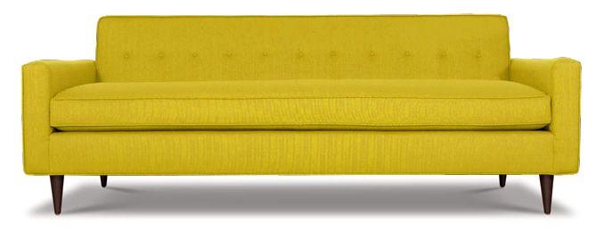 Sofas For Sale mid century modern Jefferson sofa Thrive furniture
