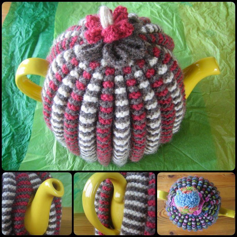 20 Handmade Tea Cozy With Patterns In 2018 Crochet Videos