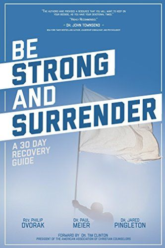 Be Strong and Surrender: A 30 Day Recovery Guide by Paul ... https://www.amazon.com/dp/B01FZLSC30/ref=cm_sw_r_pi_dp_54HsxbHPJY2C7